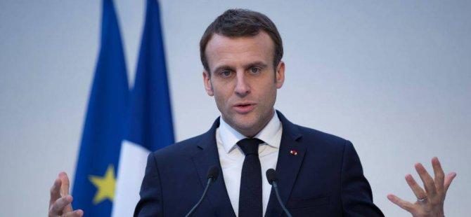 """Fransa 24 Nisan'ı """"Ermeni soykırımını anma"""" günü ilan etti"""