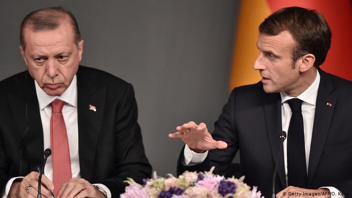 Paris-Ankara hattında yeni gerginlik