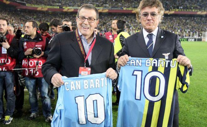 Can Bartu - İtalya'da futbol siteleri ölümünün ardından efsane ismi andı: 'Klası doğuştandı, gerçek bir sportmendi'