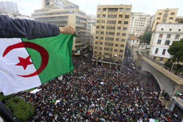 Cezayir'de protestolar devam ediyor