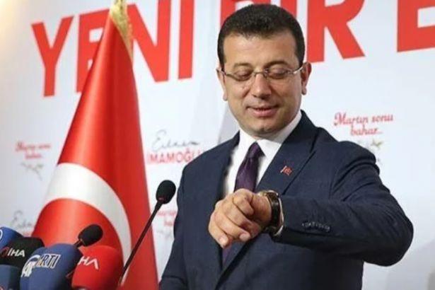 """İmamoğlu: """"Kıbrıs'ta barış sağlanmalı"""""""