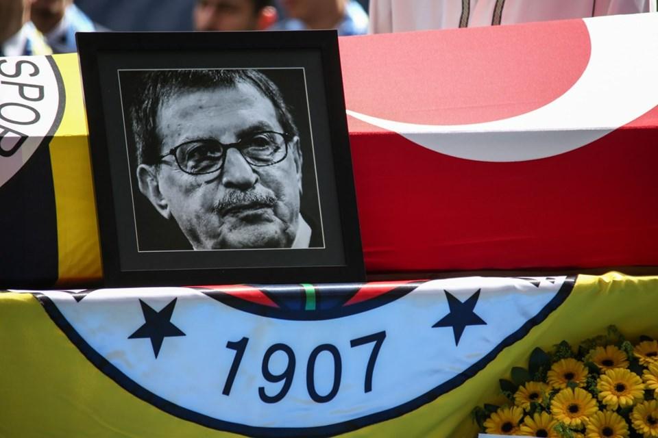 Fenerbahçe 'Sinyor'unu uğurlada
