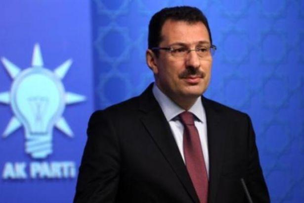 AKP'den 'Olağanüstü İtiraz' açıklaması: Seçimlerinin yenilenmesi için başvuruyoruz
