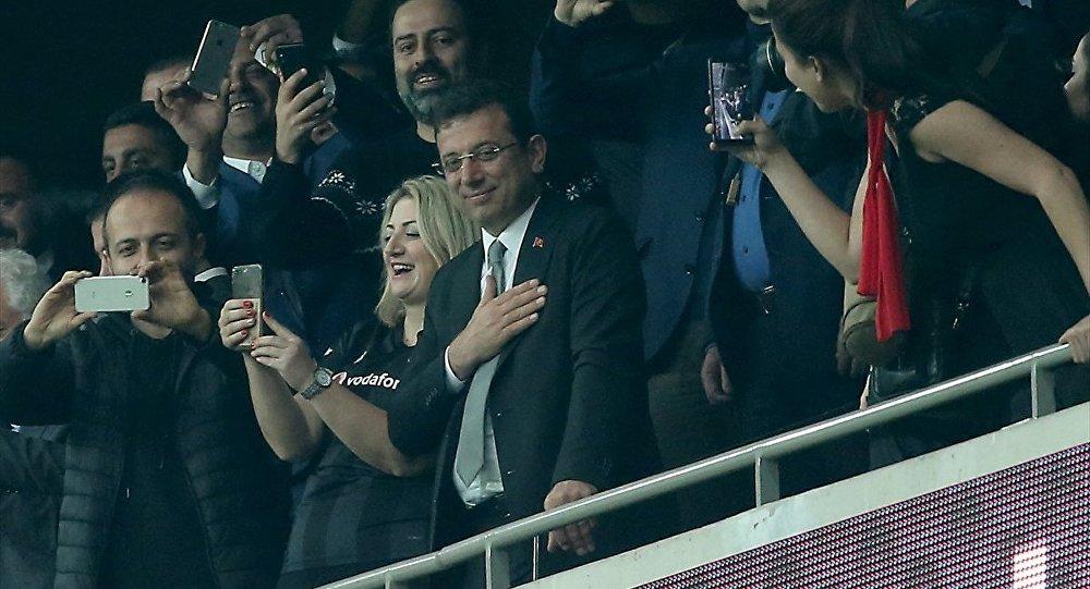 İmamoğlu: Kulüpleri tehdit ettiler, hem Beşiktaş'a, hem Fenerbahçe'ye 'Maça gelmesin' diye telefon açıldı