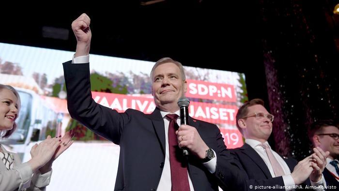 Finlandiya seçimlerinde zafer kıl payı Sosyal Demokratların