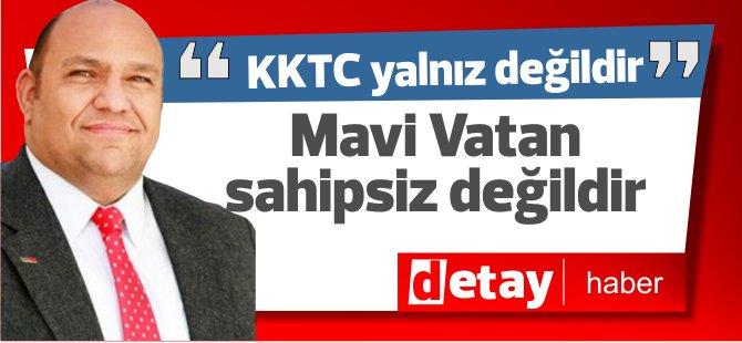 """""""Doğu Akdeniz'de Mavi Vatan ve Mavi Ekonomi'' paneli Lefkoşa'da yapılıyor"""