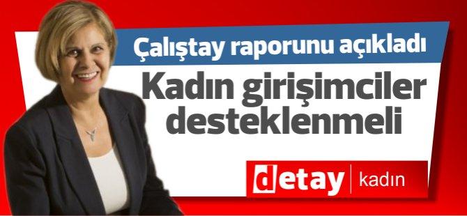 """""""Kıbrıs'ta kadın olarak var olabilmek"""" konulu çalıştayın sonuçlarını Meral akıncı açıkladı"""
