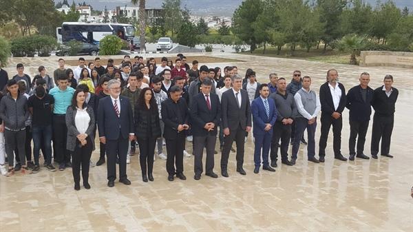 Kıbrıs Vakıflar İdaresi'nin 448. kuruluş yıl dönümü etkinliklerle kutlanıyor