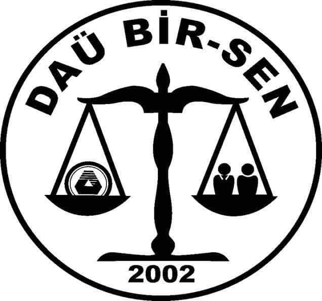 DAÜ BİR-SEN de Buğu Sümen Cohar ve Ali Akın Eş Başkan olarak seçildi