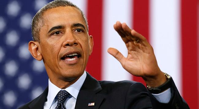 Obama'dan ABD Kongresine Kıbrıs raporu!