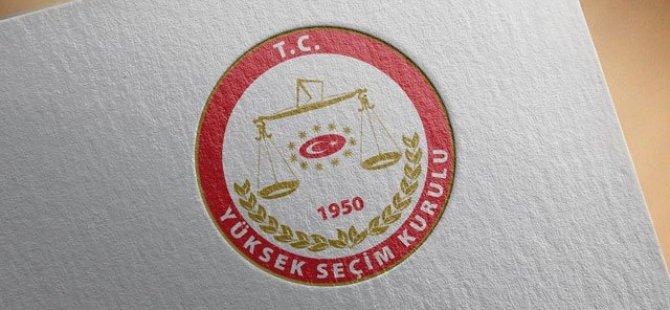 YSK'dan peşpeşe İstanbul kararları