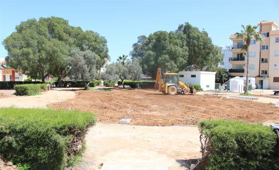 Gazimağusa'ye yeni park geliyor