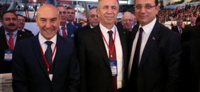 Türkiye'nin üç büyük ilinde de yönetim 25 yılın ardından yeniden sosyal demokratlara geçti