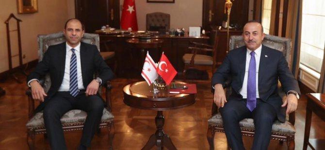 """Özersay: """"Türkiye'nin kararlı tutumu sonuç verdi"""""""