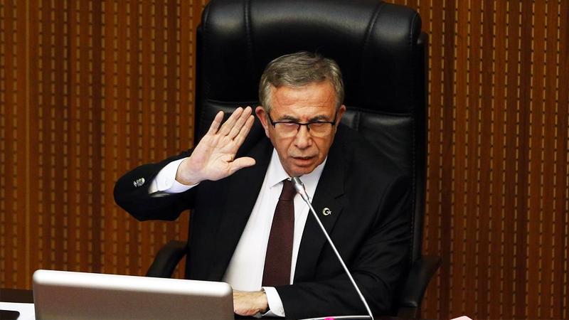 Ankara Belediye Başkanı  Yavaş: 10 bin lira alan çaycı, 12 bin lira alan ilkokul mezunu var