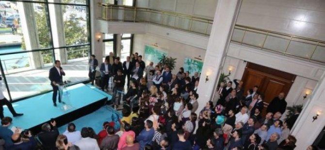 İmamoğlu'ndan , belediye personeline: Hizmet etmeyenler istifasını versin