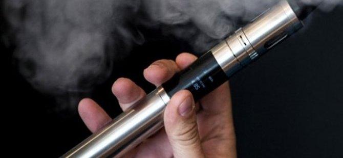 """""""Elektronik sigara  kanser riskini artırıyor"""""""