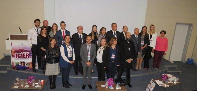 YDÜ Uluslararası Disiplinlerarası Eğitim Yansımaları Konferansı'na  (ICIER 2019) Ev Sahipliği Yaptı