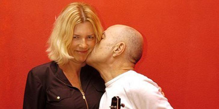 Eşiyle fotoğrafını paylaşan Mazhar Alanson: Ben zaten yıllardır yoğun bakımdayım