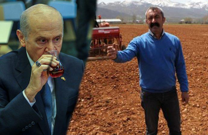 """Devlet Bahçeli'den Maçaoğlu'na """"Komunist şarlatanlığına göz mü yumalım?"""""""