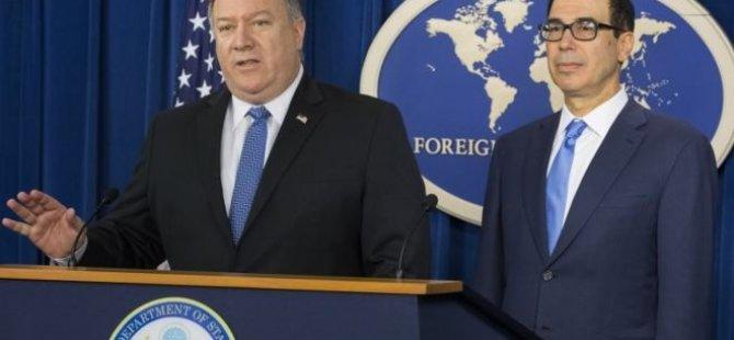 İran yaptırımları - Financial Times: ABD, Türkiye dahil 8 ülkenin yaptırımlardan muafiyetine son vermeyi planlıyor