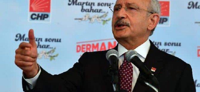 Kılıçdaroğlu: Saldırınca cenazeye gitmem sanıyorlar, bir milim geri adım atmam