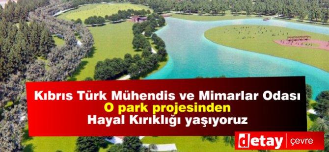 Kıbrıs Türk Mühendis ve Mimar Odaları Birliği de o hayali projeyi topa tuttu!
