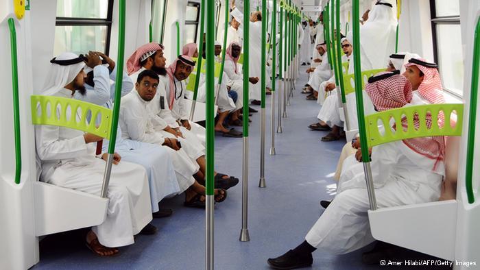 Suudi Arabistan'da dev metro projesi