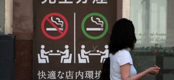 Japonya'da bir üniversite artık sigara içenleri almayacak