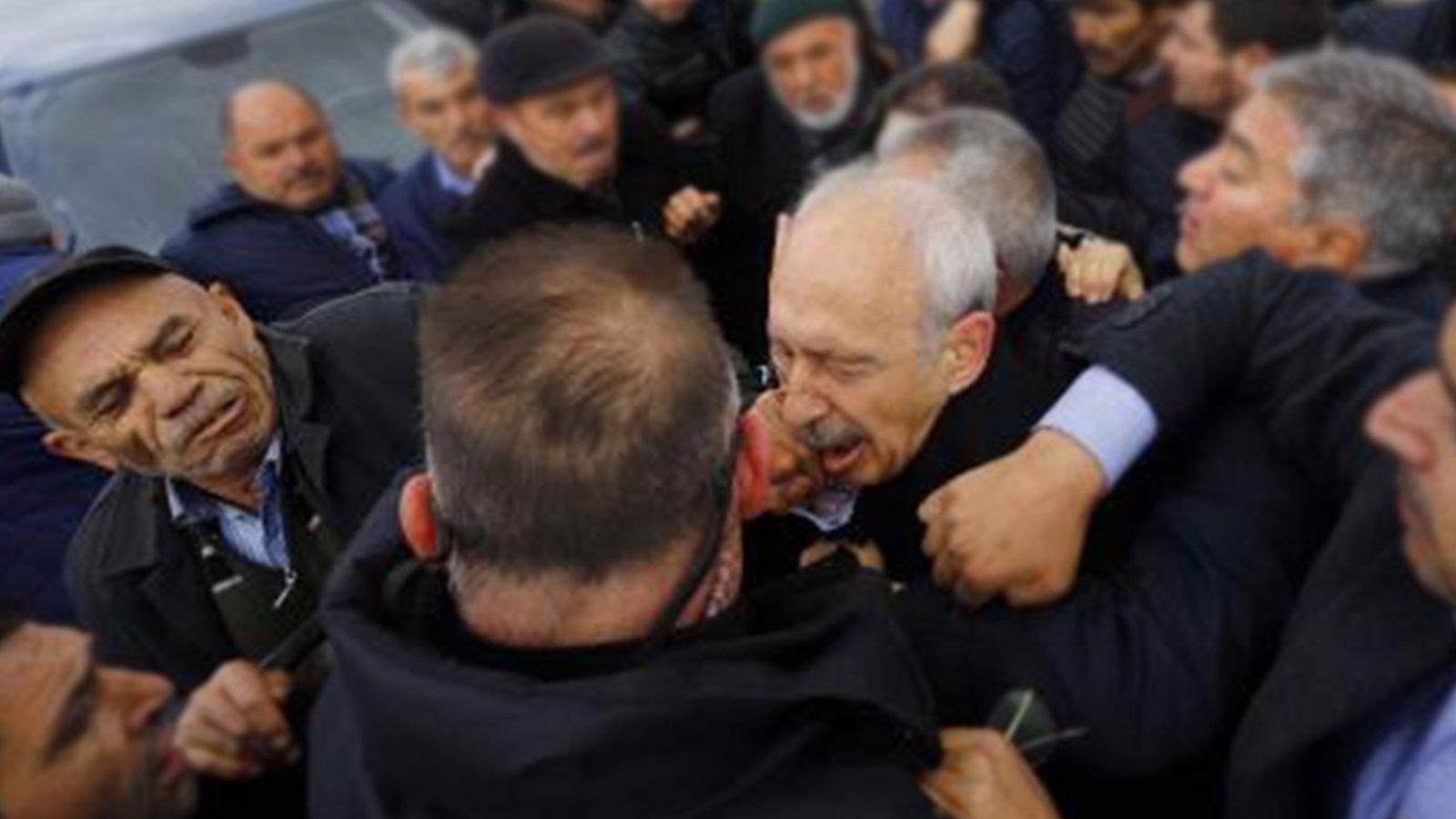 Saldırgan Osman Sarıgün: Elimi salladım, Kılıçdaroğlu'na değmiş