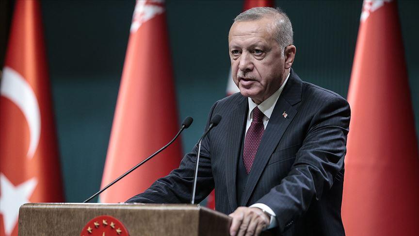 Erdoğan: Tek bir Ermeni vatandaşımızın dahi ötekileştirilmesine meydan verenler bizi karşılarında bulur