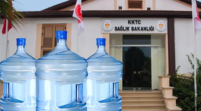Sağlık Bakanlığı'ndan damacana sulara ilişkin yeni açıklama