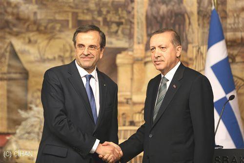Erdoğan'dan Yunanistan'a teşekkür