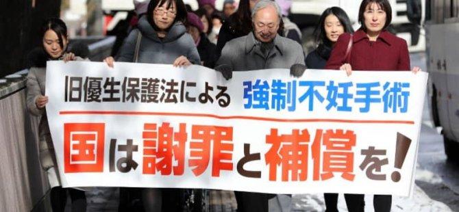 Japonya 'kısırlaştırma' mağdurlarına tazminat ödeyecek