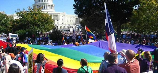 ABD'de biseksüellerin sayısı arttı