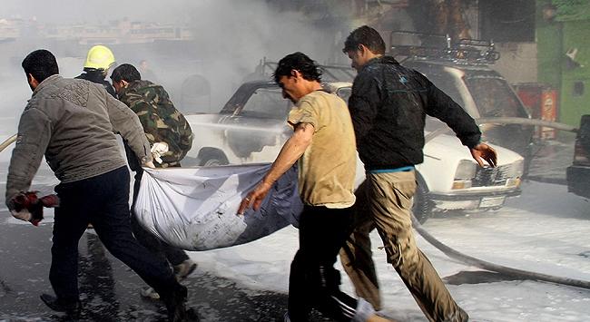 Suriye'de kan durmuyor: 88 ölü