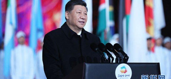 Xi: Yeşil kalkınma düşüncesi geleceği tayin eden bir eğilimdir