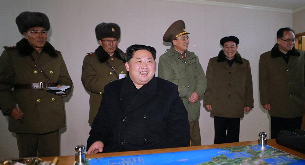 'Kuzey Kore kısa menzilli füze denedi'