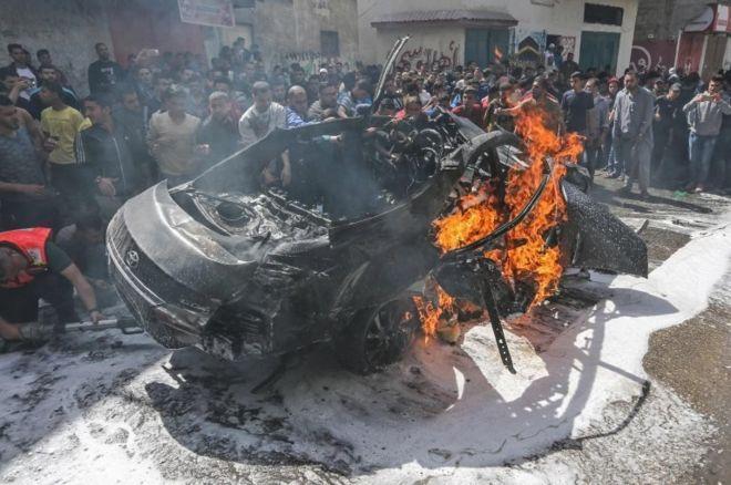 Gazze: İsrail, Hamas komutanı Hamid Ahmed Abed Kudri'yi öldürdü