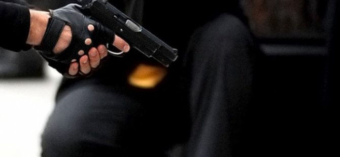 Limasol'da silahlı soygun