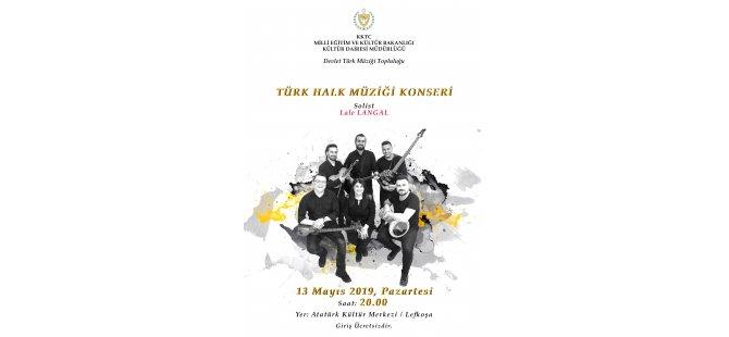 Devlet Türk Müziği Topluluğu'ndan Konser