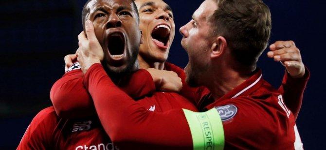 Mucizenin adı Liverpool