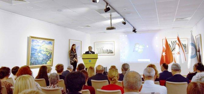 Girne Üniversitesi 2. Uluslararası Yaşlanan İnsan Ve Toplum Sempozyumu Gerçekleştirildi