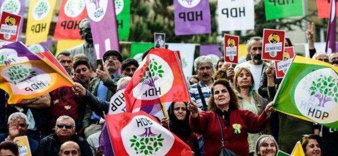 HDP, 11 maddelik 'Demokrasi Tutum Belgesi'ni açıkladı