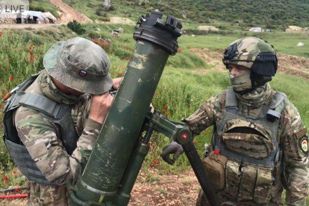 Rus özel kuvvetleri Suriye ordusuyla birlikte Hama operasyonuna katılıyor