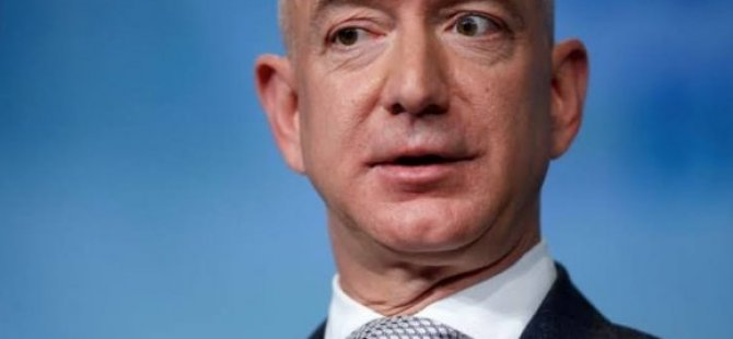Amazon'un sahibi 'dünyayı kurtaracak'