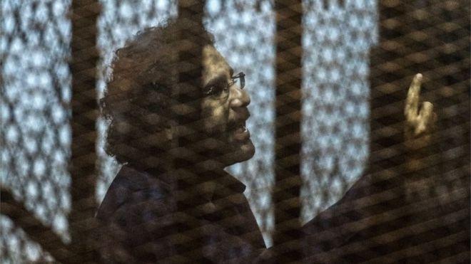 Mısır'ın 'muhalefeti yıldırmayı amaçlayan' şartlı salıverme yasası