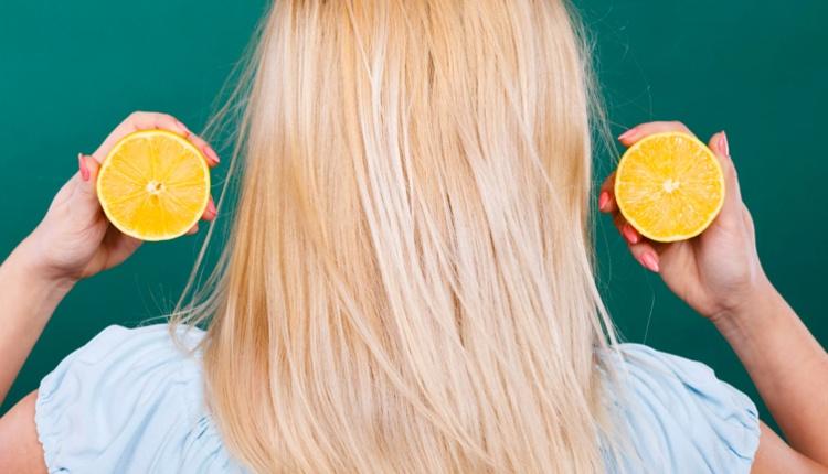 Limonun saça faydaları neler kepeği ortadan kaldırıyor!