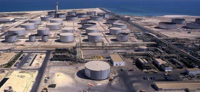 Suudi Arabistan: İki petrol tankerimiz saldırıya uğradı