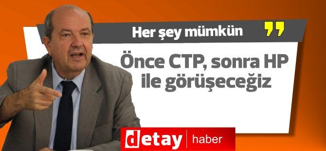 """Tatar: """"Önce CTP, sonra HP ile görüşeceğiz, her şey mümkün"""" (VİDEO)"""
